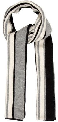 Kate Spade Kate Spade New York Striped Knit Scarf