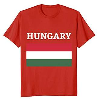 Magyarorszag Hungary Flag T-Shirt Hungarian Flag Tee Shirt