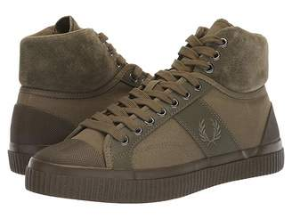 Fred Perry Hughes Mid Winterised Waxed Canvas