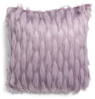 20x20 Faux Fur Pillow