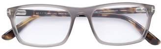 Tom Ford rectangle frame glasses