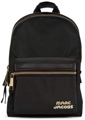 Marc Jacobs Medium Black Nylon Backpack