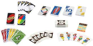 Mattel UNO, PHASE 10 & SNAPPY DRESSERS Tin
