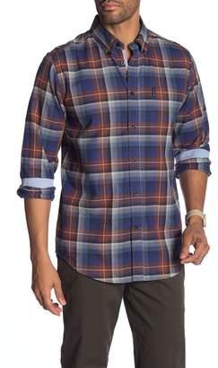 Ben Sherman Ombre Check Long Sleeve Shirt