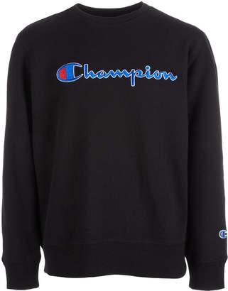 Champion Big Boys Heritage Logo Sweatshirt