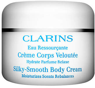 Clarins Eau Ressourcante Silky Smooth Body Cream