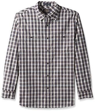 Pendleton Men's Long Sleeve Fitted Kay Street Shirt