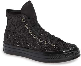 Converse Chuck Taylor(R) All Star(R) Glitter High Top Sneaker