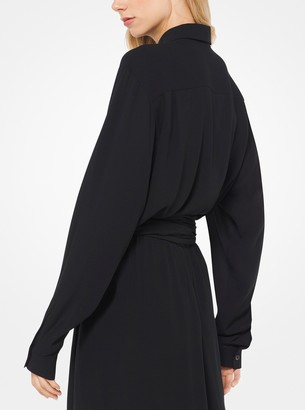 Michael Kors Silk-Georgette Shirt