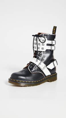 Dr. Martens Joska Stud 10 Eye Boots