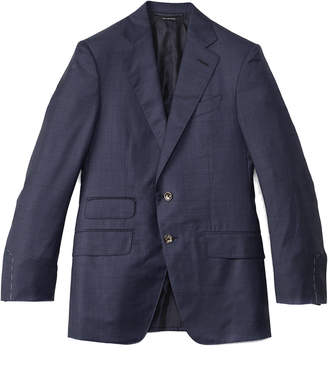Tom Ford Wool & Silk-Blend Sport Coat