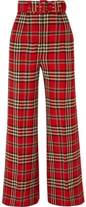 Emilia Wickstead Jana Crepe Wide-leg Pants
