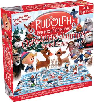 Gama-Go Gamago Aquarius Rudolph the Red-Nosed Reindeer Christmas Journey Board Game