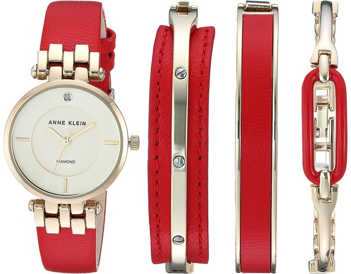 Anne Klein Anne Klein - AK-2684RDST Watches