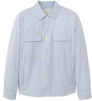 Mango Man MANGO MAN Striped cotton jacket