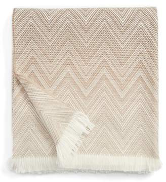 Missoni Timmy Wool Throw Blanket