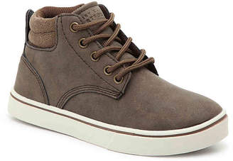 Perry Ellis Chase Toddler & Youth High-Top Sneaker - Boy's