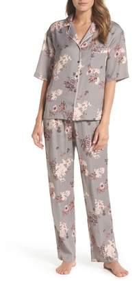 Nordstrom Matte Satin Pajamas