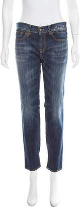 R 13 Mid-Rise Relaxed Jeans