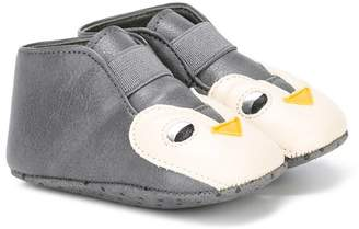 Stella McCartney owl crib shoes
