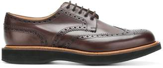 Church's contrast heel brogues