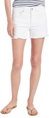 Vineyard Vines White Denim Shorts