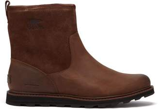 Sorel Madson 7 Waterproof Leather Boots - Mens - Brown