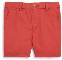Vineyard Vines Toddler's, Little Boy's & Boy's Twill Cotton Shorts $39.50 thestylecure.com