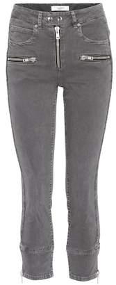 Etoile Isabel Marant Isabel Marant, Étoile Pelona cropped jeans