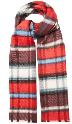 Burberry Tartan-checked scarf