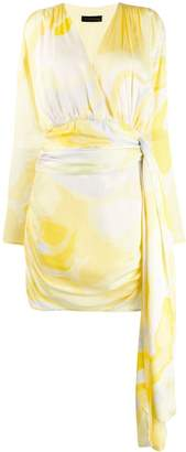 Stine Goya Madison ruched mini dress