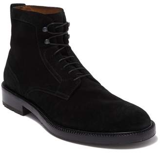 Antonio Maurizi Leather Plain Toe Boot