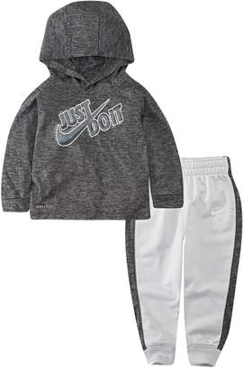 Nike Little Boy's Hoodie Jogger Pants Set