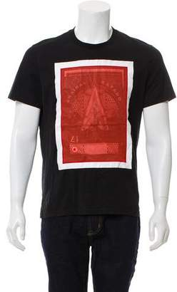 Givenchy Animal Satano Graphic T-Shirt