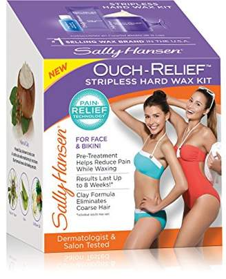 Sally Hansen Ouch-Relief Stripless Body Wax