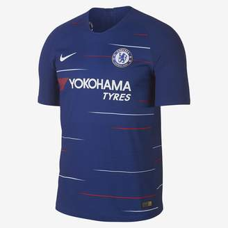 Nike 2018/19 Chelsea FC Vapor Match Home Men's Soccer Jersey