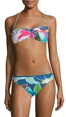 LaBlanca La Blanca Marina Bandeau Bikini Top