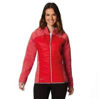 Regatta Red 'Andreson' Hybrid Hooded Jacket