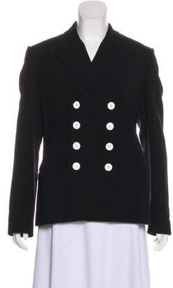 Ralph Lauren Structured Long Sleeve Blazer