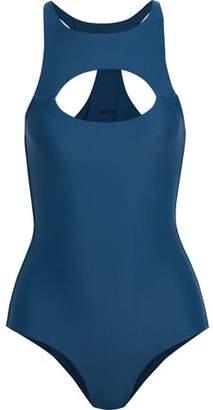 Mikoh New Zealand Cutout Swimsuit