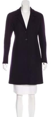 Prada Wool Knee-Length Coat