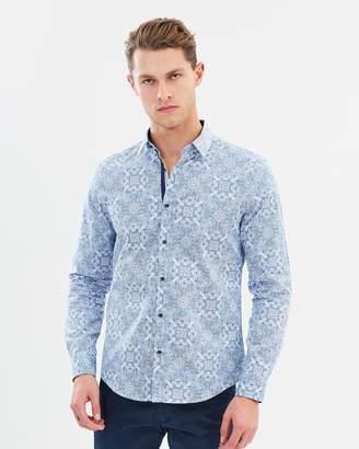 yd. Bandana Paisley Shirt