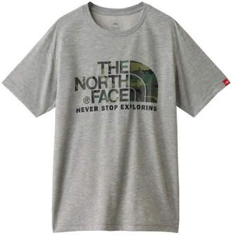The North Face (ザ ノース フェイス) - ザ・ノース・フェイス S/S カモフラージュロゴTシャツ