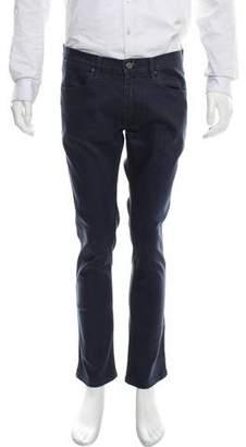 Acne Studios Max Blue Speed Skinny Jeans