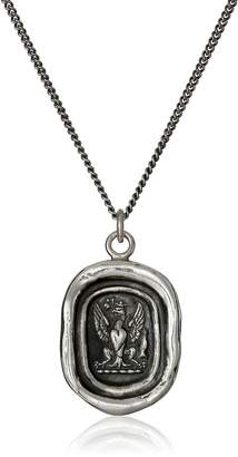 Pyrrha talisman Sterling Follow Your Dreams Necklace, 18""