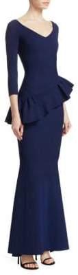Chiara Boni Cicco Ruffled Gown