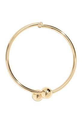 H&M Metal Bangle - Gold-colored - Women