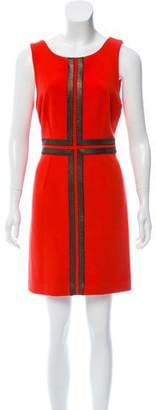 Tracy Reese Sleeveless Sheath Dress