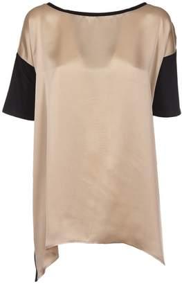 Kangra Cashmere Color-block T-shirt
