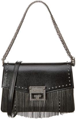 Givenchy Gv3 Small Leather Crossbody